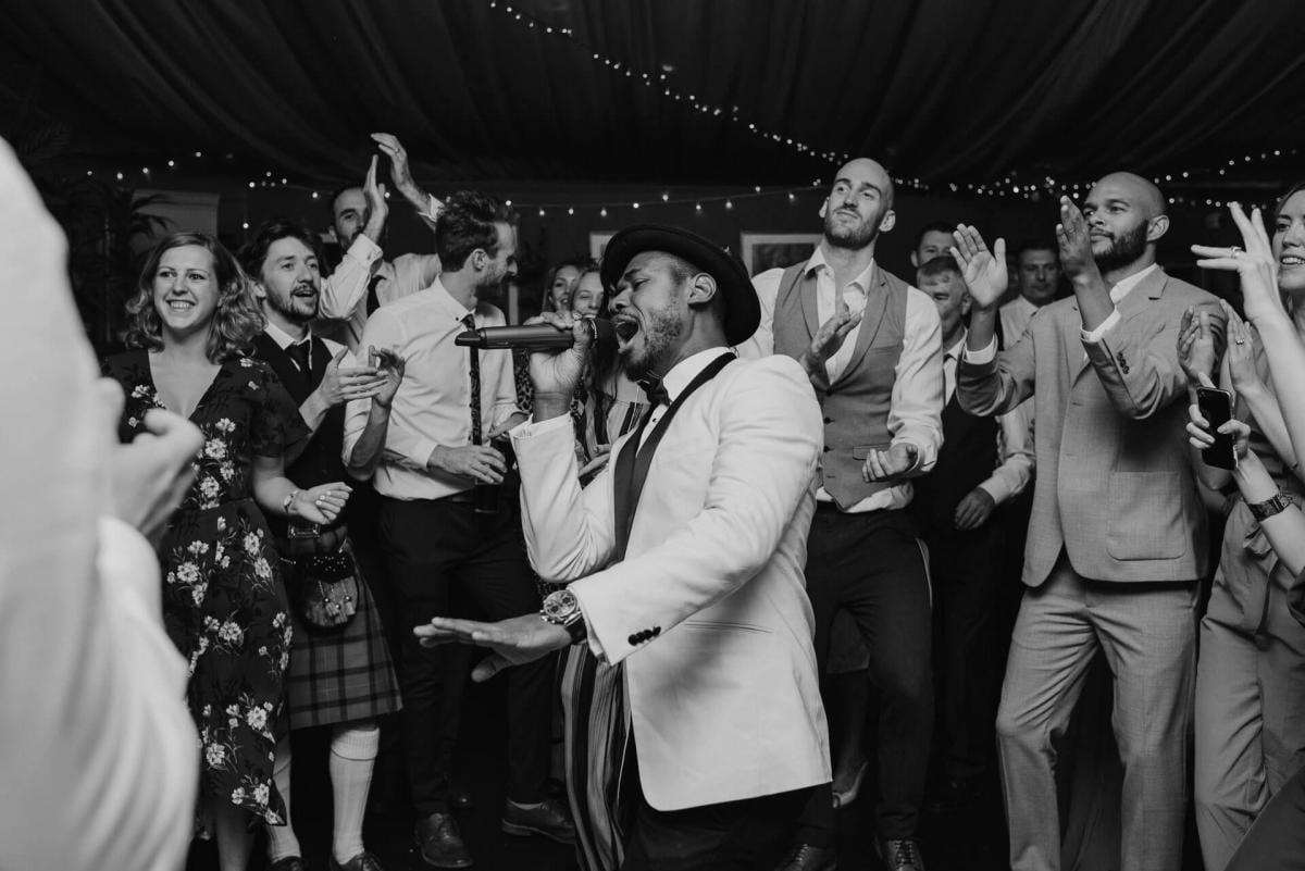 Wedding Band Ireland 3